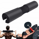 Foam-Pad-Barbell-Squat-Bar-Supports-Weight-Lifting-Safety-Pull-Up-Neck-Shoulder-Protect-sponge-Squat-q50-